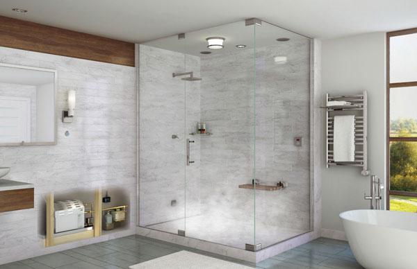 Quy trình 4 bước vệ sinh phòng xông hơi ướt