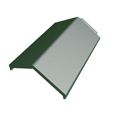 Ngói nóc dạng sóng SCG Tropical Green