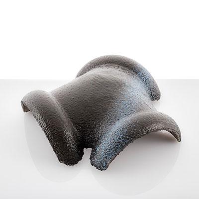 Ngói ghép 3 dạng sóng Naple Blue
