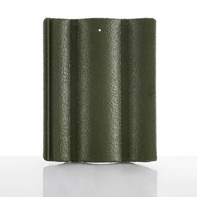 Ngói màu dạng sóng SCG Forest Green