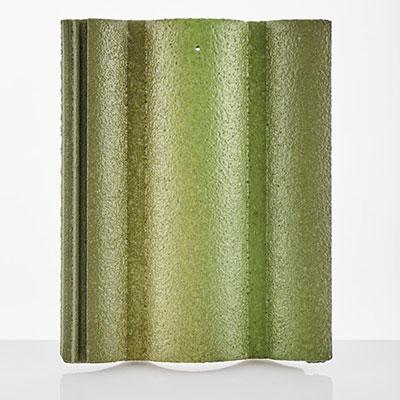 Ngói màu dạng sóng SCG Green Leaf