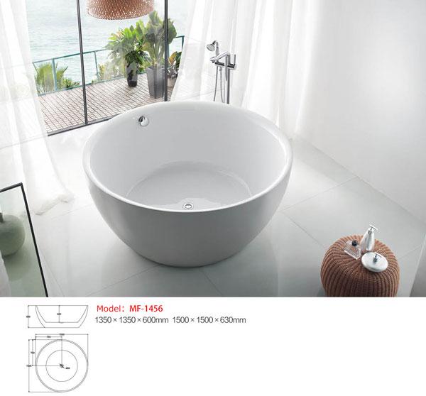 Bồn tắm EU Design MF-1456