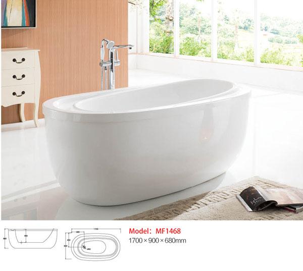 Bồn tắm EU Design MF-1468