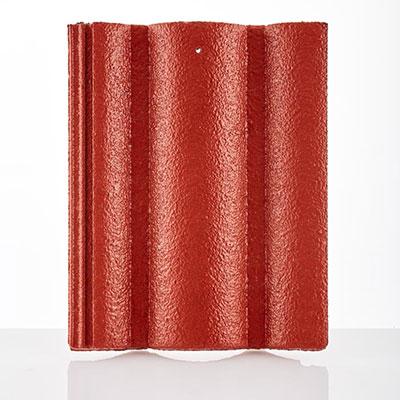Ngói màu dạng sóng SCG Red