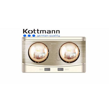 Đèn sưởi nhà tắm Kottmann K2B-Q