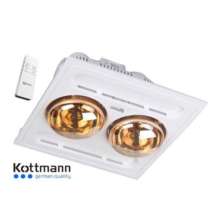 Đèn sưởi nhà tắm Kottmann  K9-R
