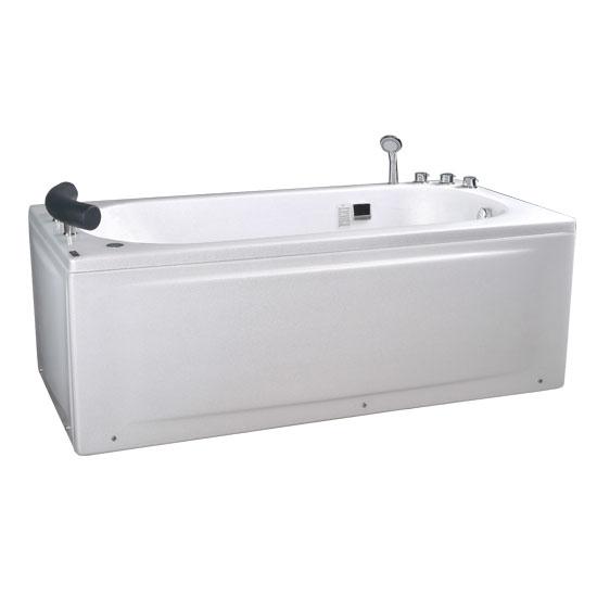 Bồn tắm massage MICIO DPM-170R (Ngọc trai)