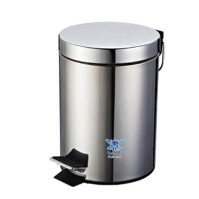 Thùng rác inox SafeVN TM 012