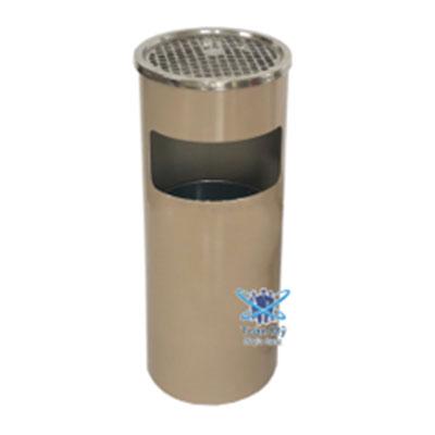 Thùng rác inox SafeVN TM 016