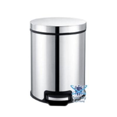 Thùng rác inox SafeVN TM 018