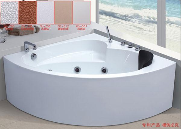 Bồn tắm massage Helen AT-6011