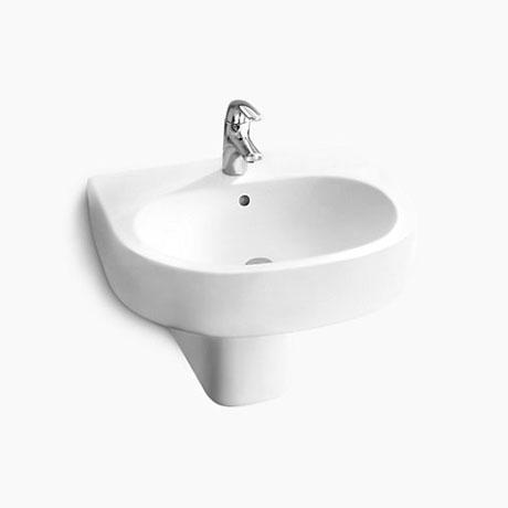 Chậu rửa lavabo chân lửng Kohler K-17652X-0