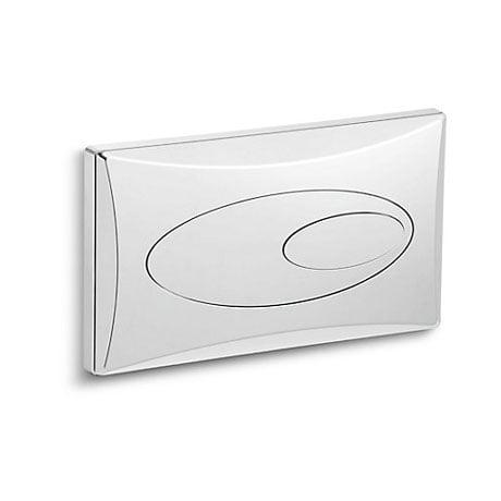 Nút xả nhấn cho bồn cầu két âm tường Kohler K-6283T-CP