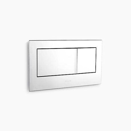 Nút xả nhấn cho bồn cầu két âm tường Kohler K-8854T-CP