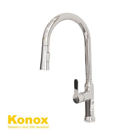 Vòi rửa bát KONOX KN1225BG (bóng gương)