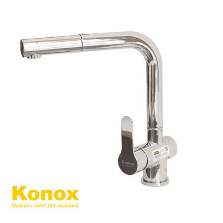 Vòi rửa bát KONOX KN1337BG (bóng gương)