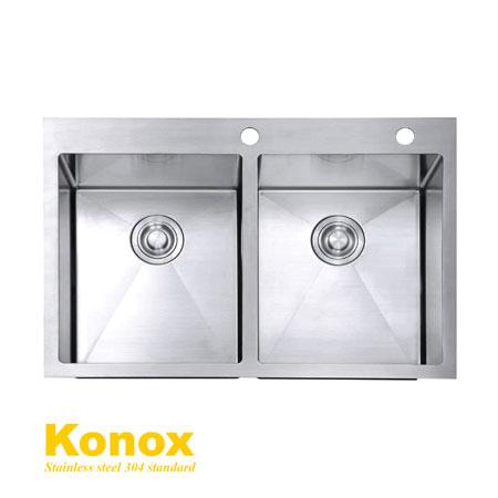 Chậu rửa bát KONOX KN8245DOB