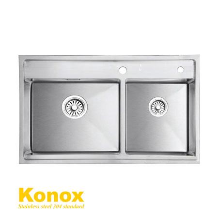 Chậu rửa bát KONOX KN8648TD