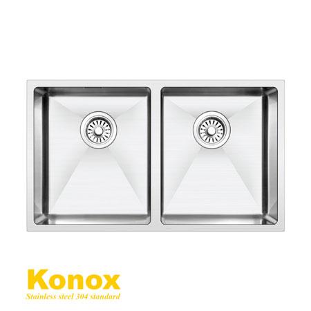 Chậu rửa bát KONOX KN8745DUB