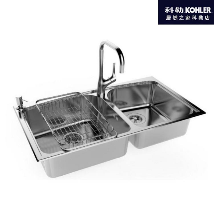 Chậu rửa bát Kohler K-98738T-2KD-NA