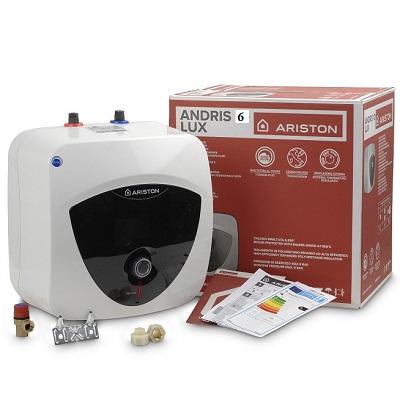 Bình nóng lạnh cho bếp Ariston AN LUX 6BE (6L- lắp tủ dưới)