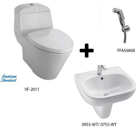 Bộ sản phẩm phòng tắm American Gói A2-Mùa Đông