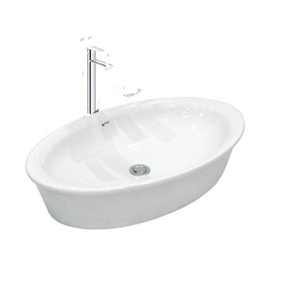 Chậu lavabo kèm vòi rửa Inax L-300V+LFV-7100SH