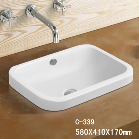 Chậu rửa mặt lavabo Moonoah MN-C339