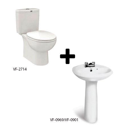 Bộ sản phẩm phòng tắm American (Gói D8 -Mùa Đông)