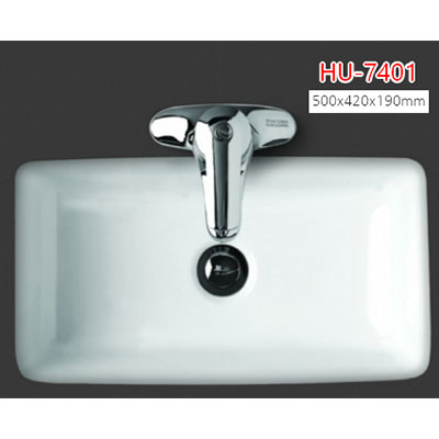 Chậu rửa lavabo Samwon HU7401