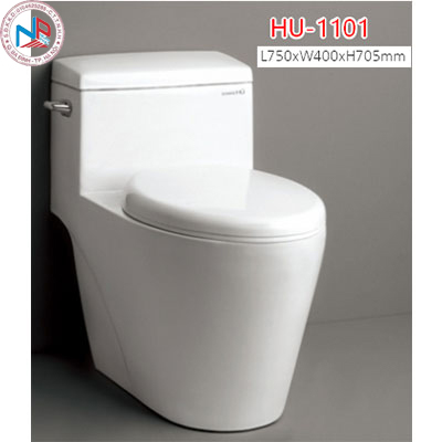 Bồn cầu 1 khối Samwon HU1101