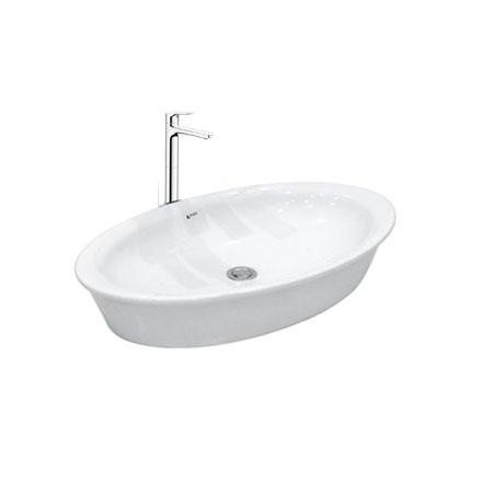 Chậu lavabo kèm vòi rửa Inax AL-300V+LFV-1402SH