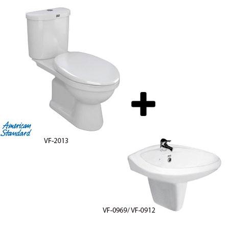 Bộ sản phẩm phòng tắm American (Gói S9-Mùa Đông)