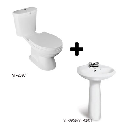 Bộ sản phẩm phòng tắm American (Gói W14-Mùa Đông)