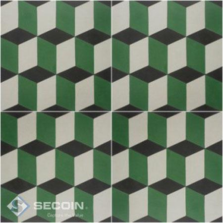 Gạch bông Secoin 20×20 A110