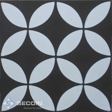 Gạch bông Secoin 20×20 A119