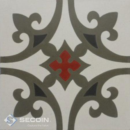 Gạch bông Secoin 20×20 A429