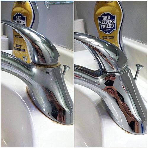 Nước tẩy rửa Bar Keepers Friend More