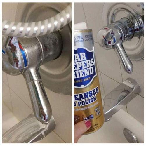 Bột tẩy rửa Bar Keepers Friend