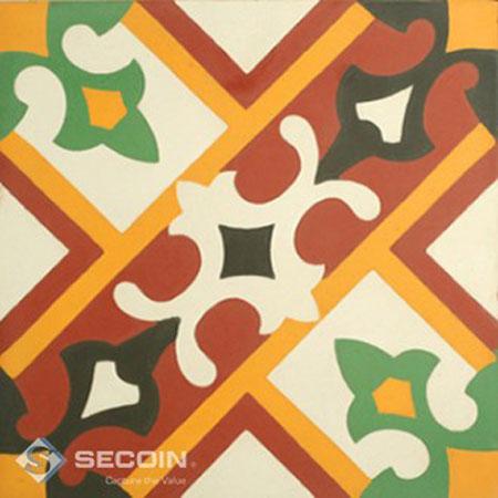 Gạch bông Secoin 30×30 H451