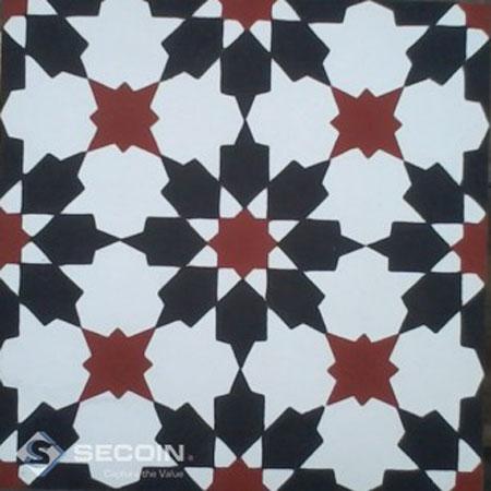 Gạch bông Secoin 20×20 A411