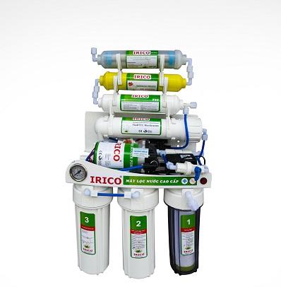 Máy lọc nước nano Gaizinc Irico IR8 (8 cấp)