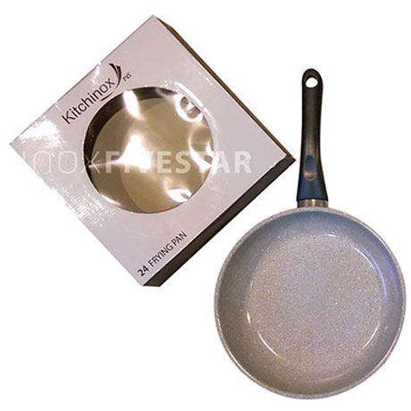 Chảo chống dính ceramic Kitchinox 26cm