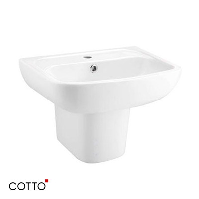 Chậu rửa lavabo COTTO C0141/C4241