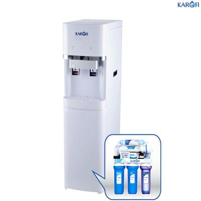 Cây lọc nước tích hợp RO Karofi HC300RO