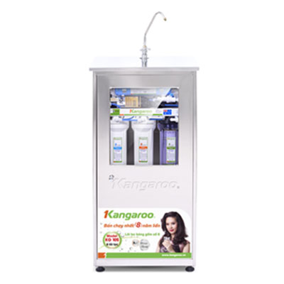 Máy lọc nước Kangaroo KG-103 (Tủ inox nhiễm từ)
