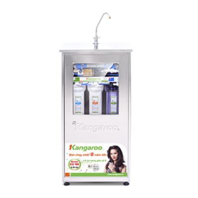 Máy lọc nước Kangaroo KG-103i (tủ inox ko nhiễm từ)