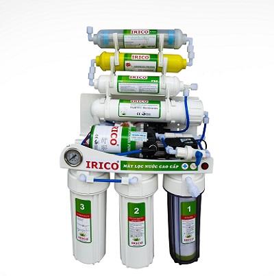 Máy lọc nước nano Gaizinc Irico IR7 (7 cấp)