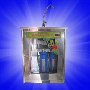 Tủ Inox cho máy lọc nước
