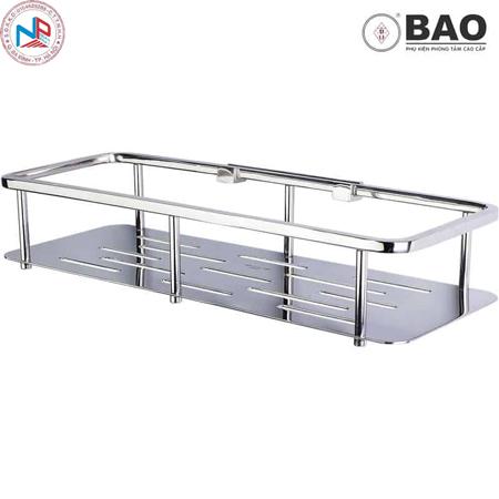 Kệ inox thẳng BAO BN710